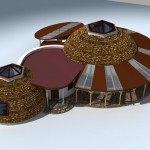 House Dome - Project Justynka 2