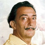 RETROSPECTIVE  OF THE SURREALIST ARTIST SALVADOR DALI...Mandatory Credit: Photo by Sipa Press / Rex Features (344311e)  SALVADOR DALI IN SPAIN IN 1958  RETROSPECTIVE  OF THE SURREALIST ARTIST SALVADOR DALI